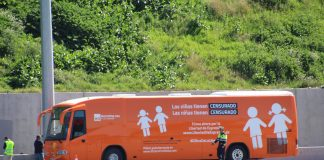 Autobús 'Hazte Oír'