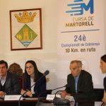 Presentació 19a Cursa de Martorell