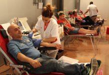 Donació de sang a Martorell del Banc de Sang i Teixits