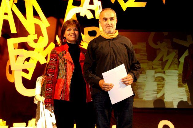 42è Premi Vila de Martorell. Núria Canal i Carles Mamano