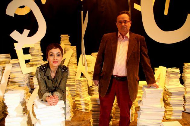 Angélica Morales i Josep Plana Aspachs, guanyadors 42è Premi Vila de Martorell
