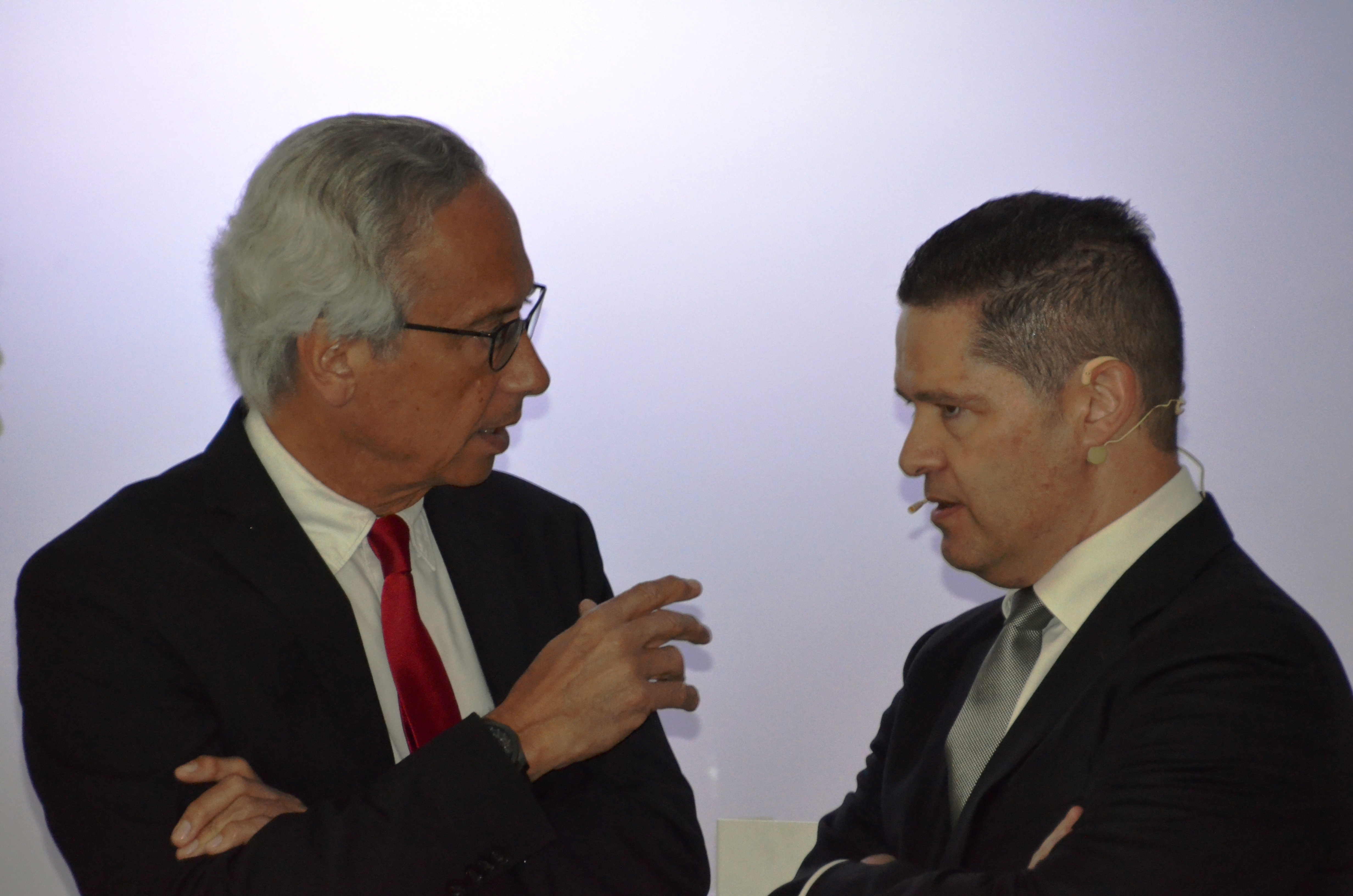 Dr. Bonaventura Clotet i Xavier Ros