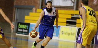 Rubén Morales, CB Martorell